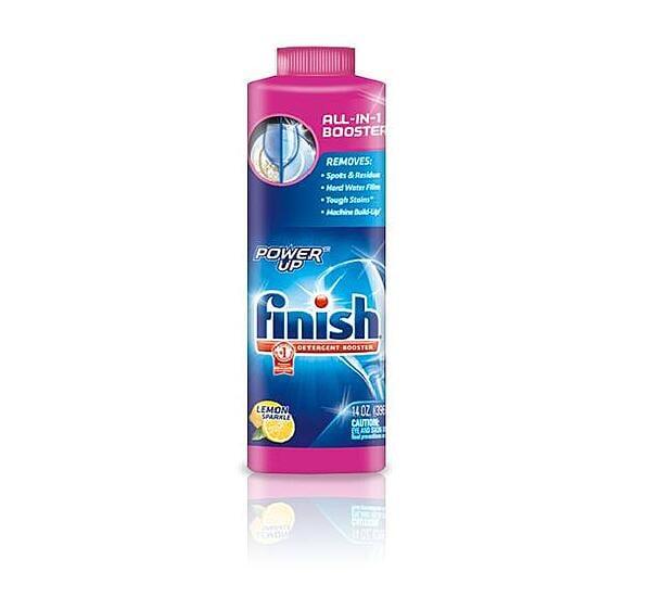 Finish Detergent Booster Liquiflapper