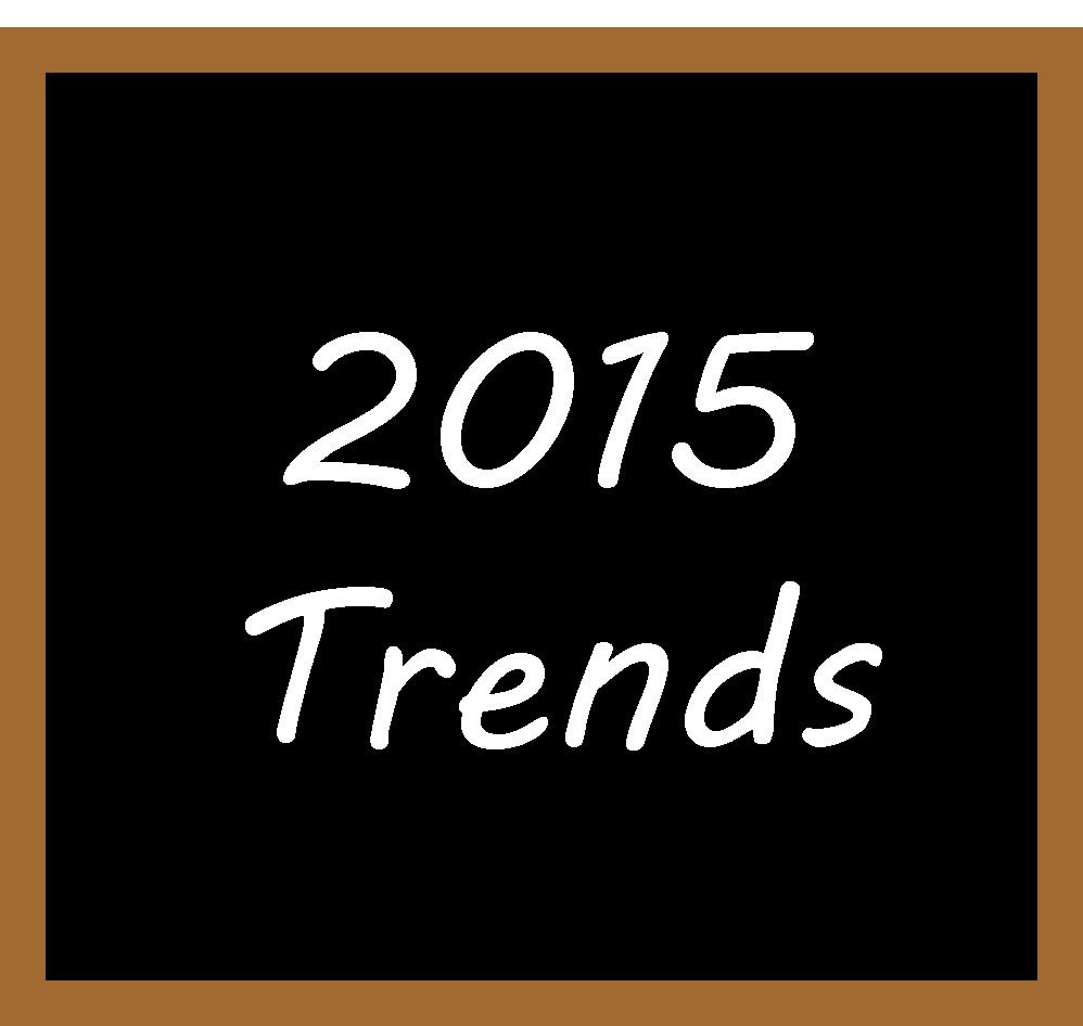 2015 Food Trends