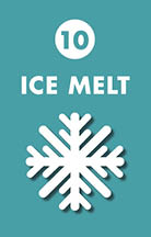 ice melt cap