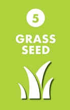 grass seed packaging