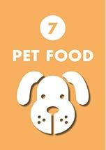 pet food dispensing closure