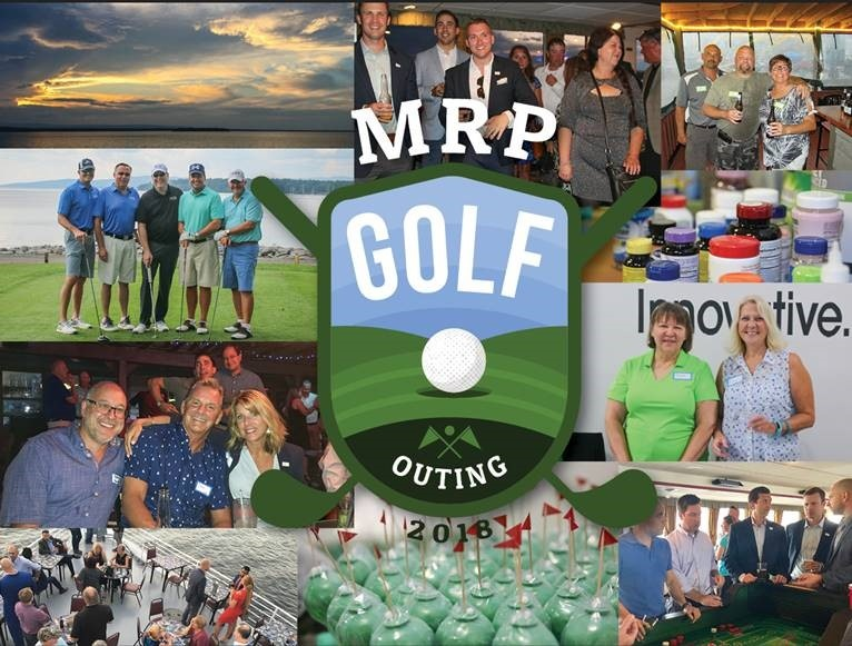 2018 golf collage
