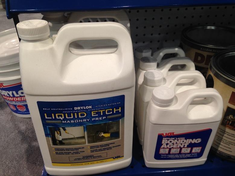Mold-Rite Plastics Child Restraint lid used in Liquid Etch packaging