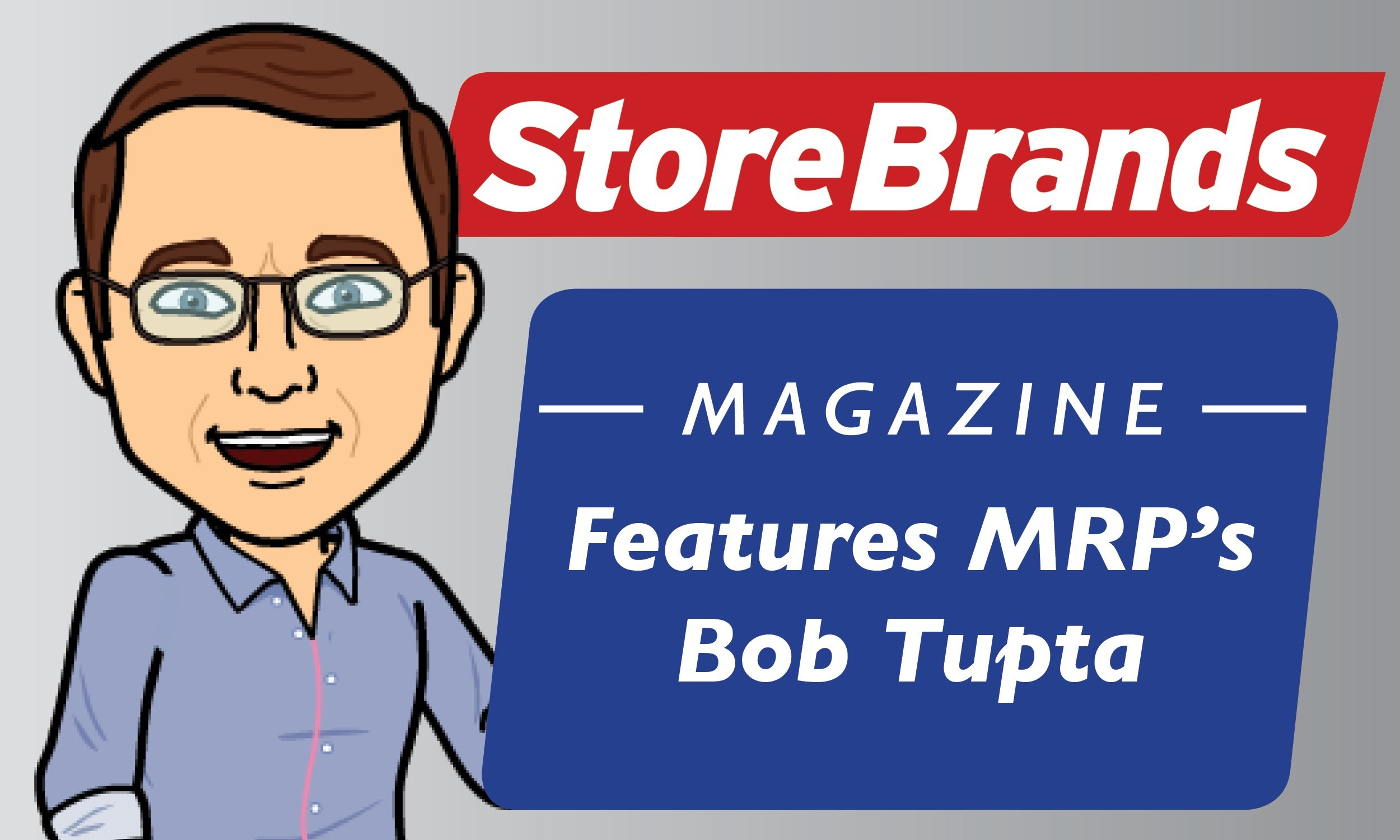 Store Brands Magazine Features MRP