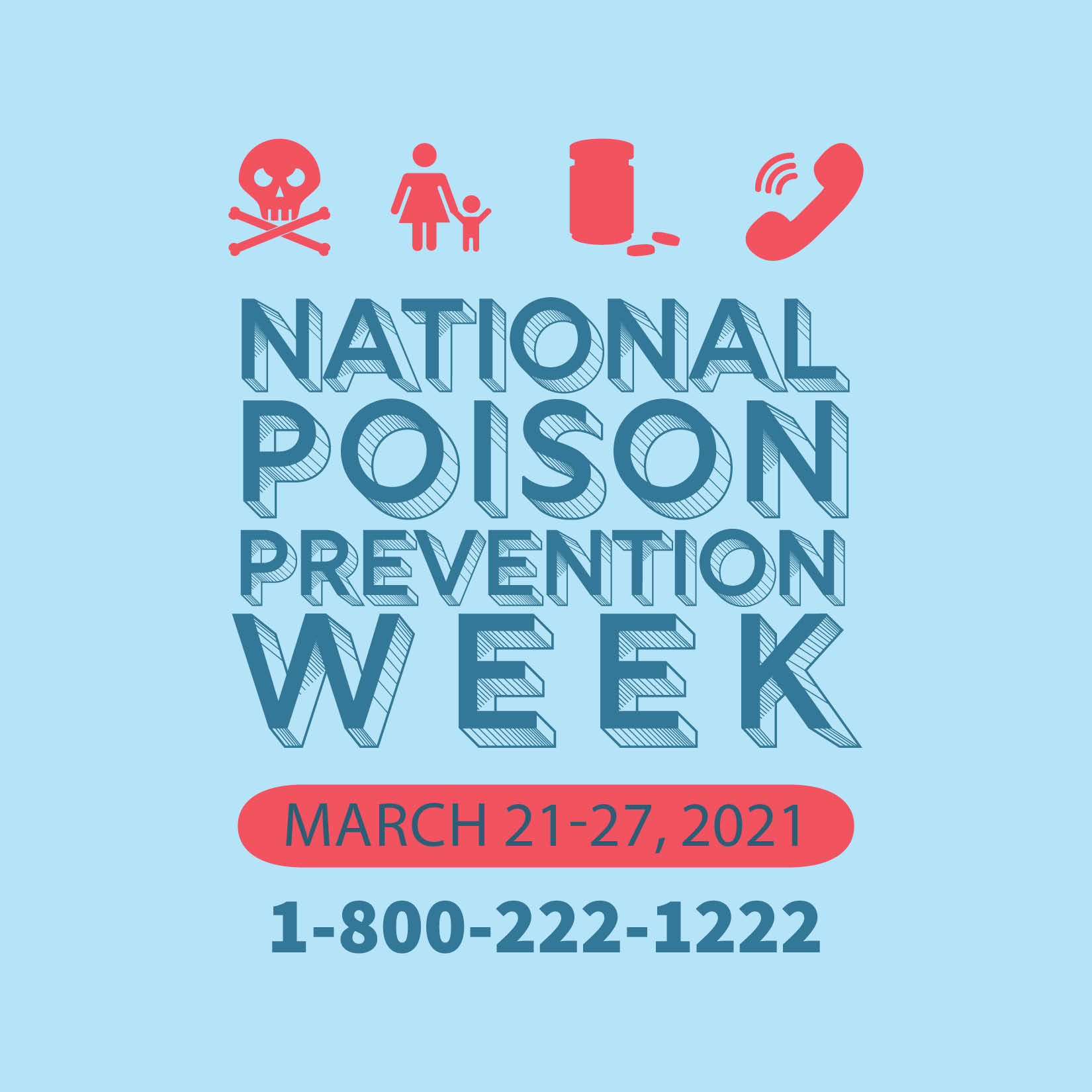 National Poison Prevention WeekVideo Contest Winners