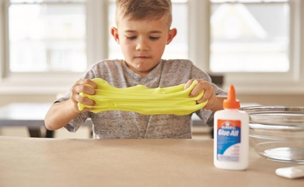 Slime Time: New Twist on an Iconic Package
