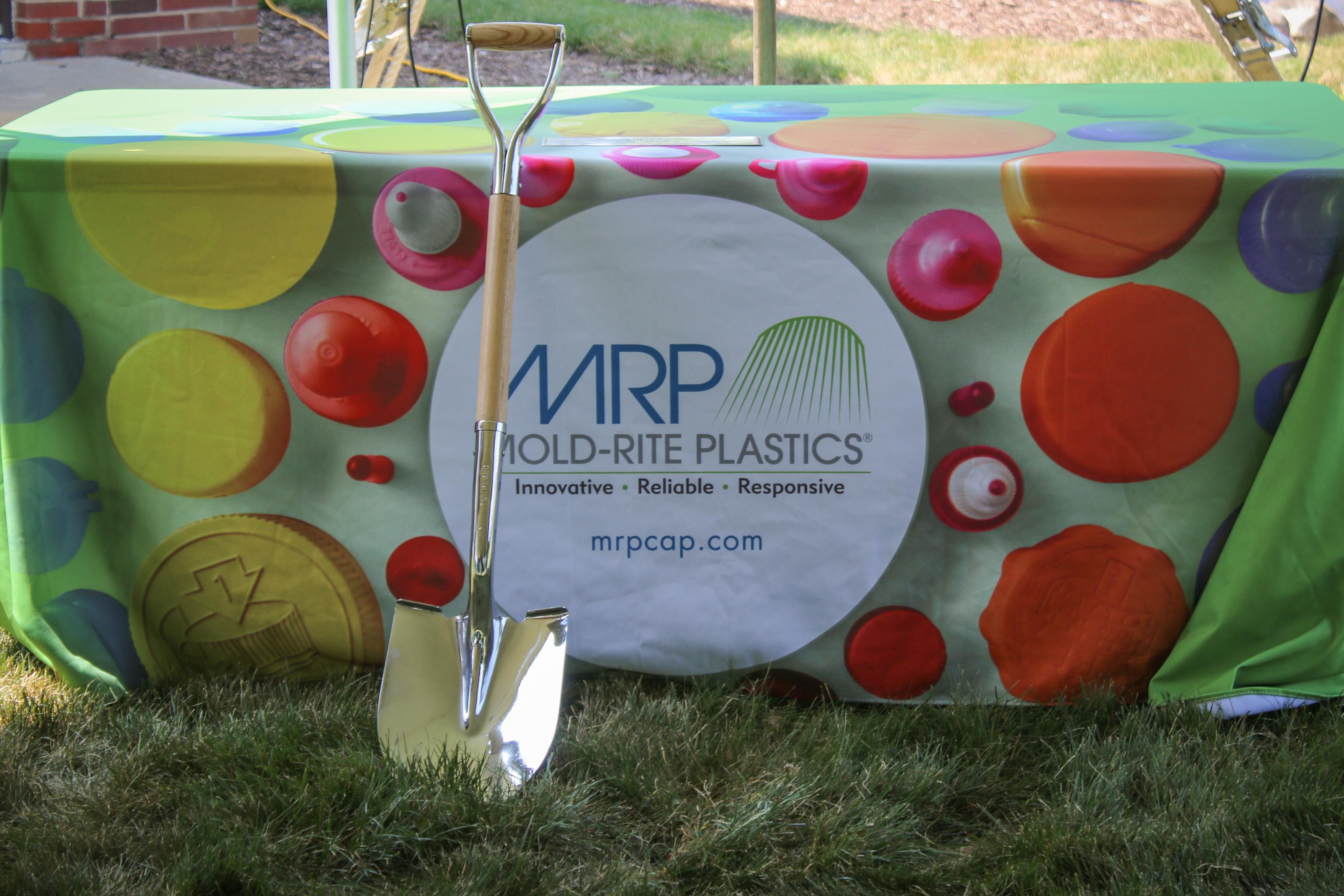 Mold-Rite Plastics Breaks Ground on Building Expansion